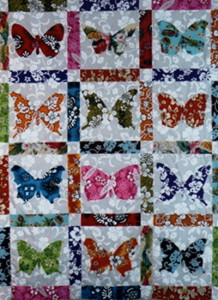 Butterfly Quilt Photo 1