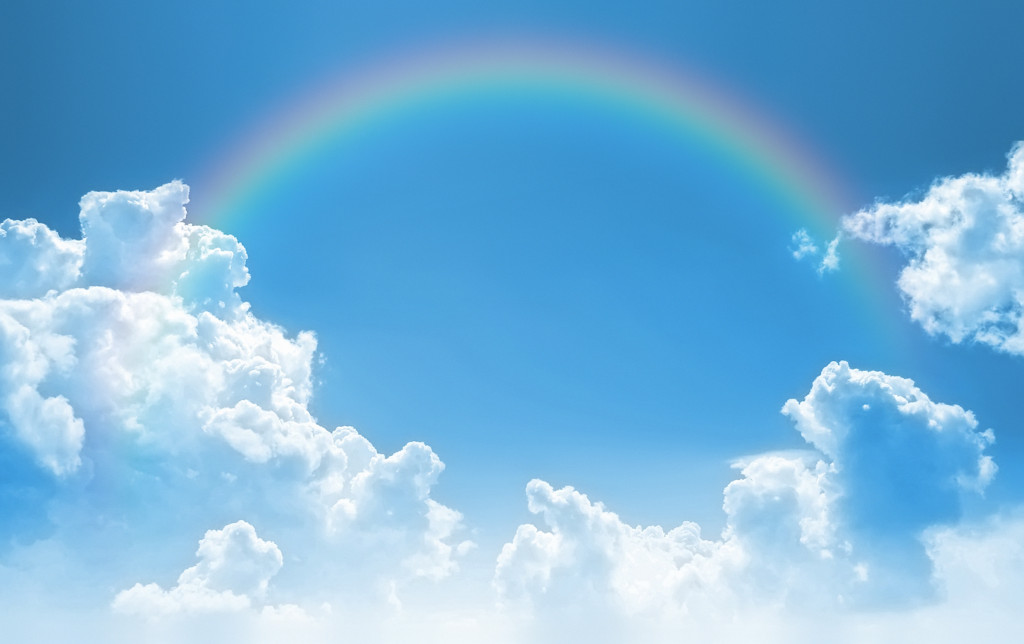 RainbowInTheClouds