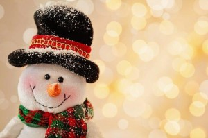 christmas snowman - soul alive women blog